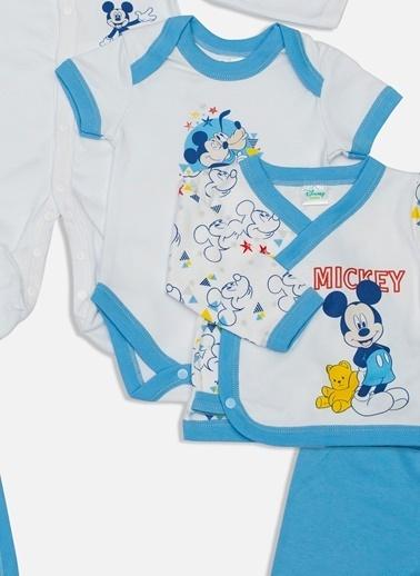 Mickey Mouse Set Beyaz